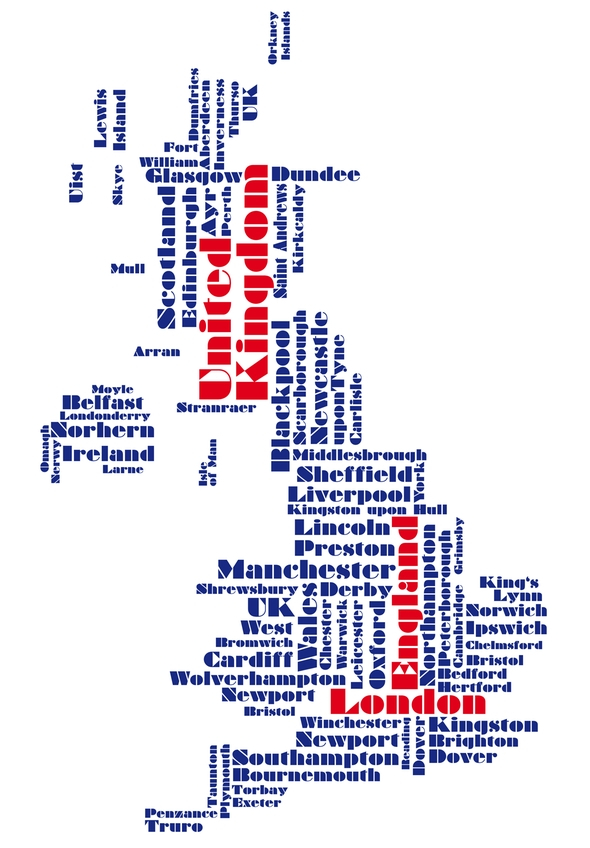 freight forwarding UK, England, Scotland, Wales, Northern Ireland