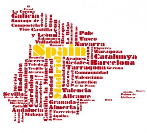 Spanish groupage, UK to Spain