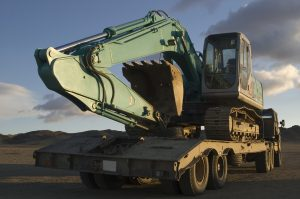 machinery transportation and  specialised transports