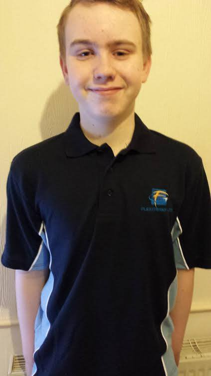 Steve Ritchie, pool player sponsored by Flexitrans